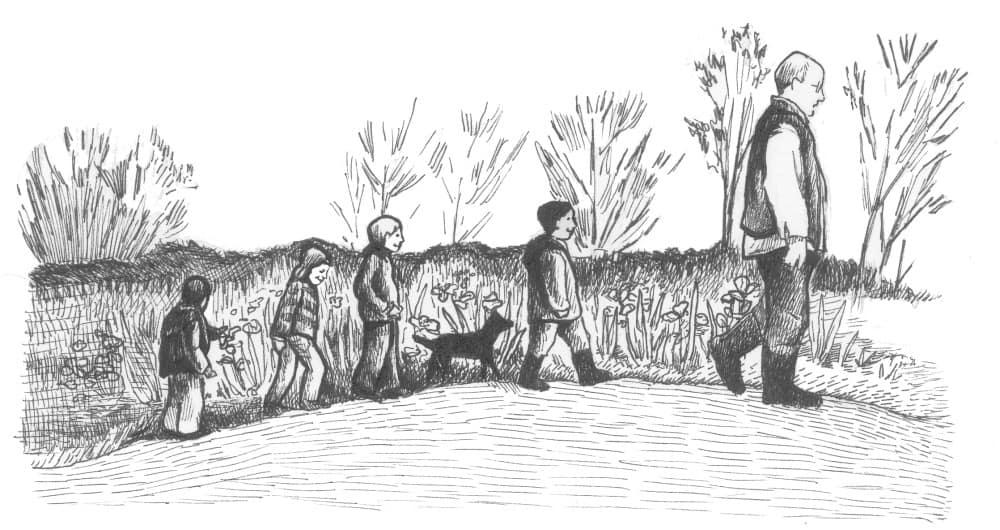 farming with children